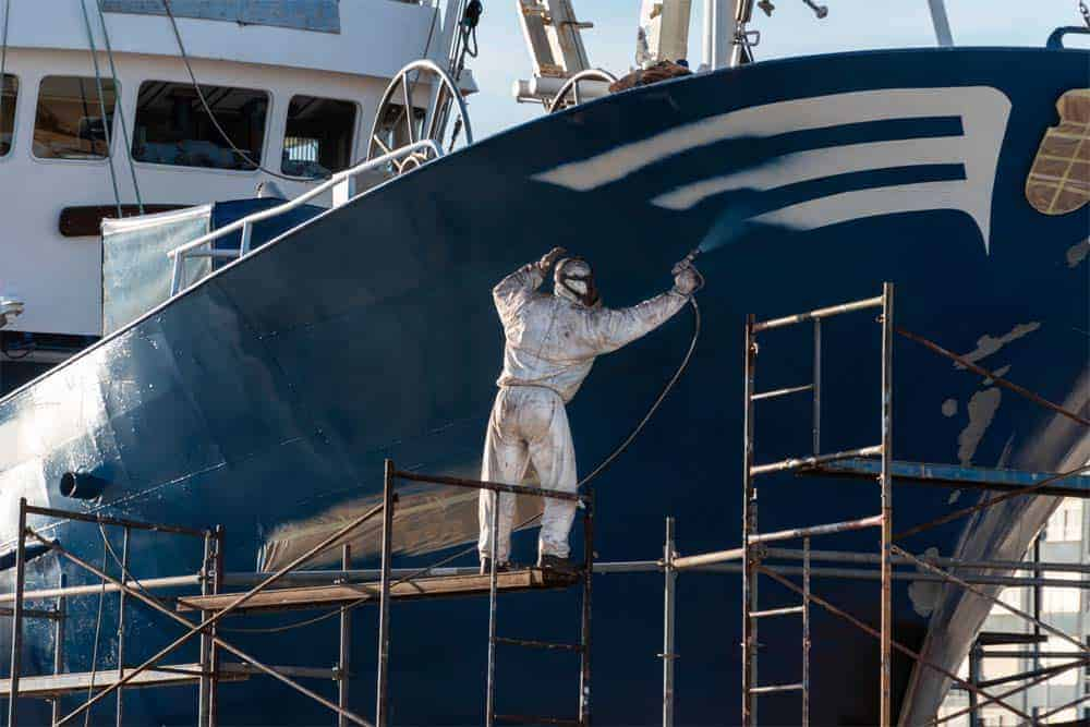 Tips for Topside Boat Paint