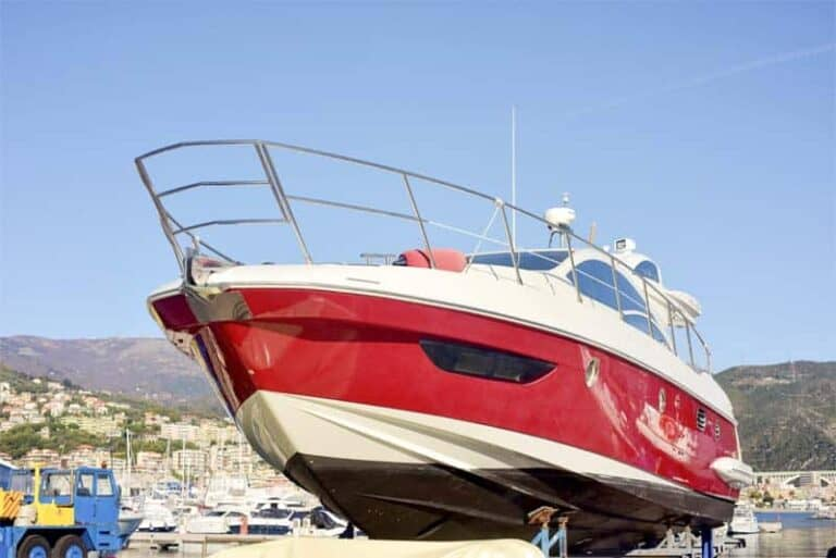 Types of Topside boat Paint
