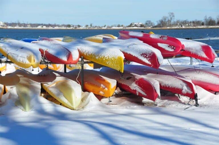 How to Protect and Winterize Your Kayak